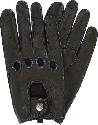 Original Penguin Sheepskin Driving Gloves XL - Black - Original Penguin Hats/Gloves/Scarves