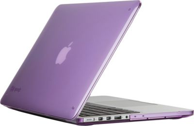 Speck 13 inch MacBook Pro With Retina Display Seethru Case Radiant Orchid - Speck Electronic Cases