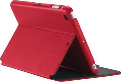 Speck iPad mini/iPad mini 2/iPad mini 3 Stylefolio Case Dark Poppy Red/Slate Gray - Speck Electronic Cases