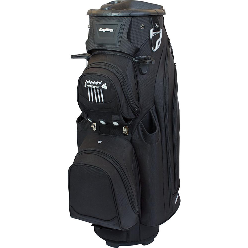 Bag Boy Revolver LTD Cart Bag Black - Bag Boy Golf Bags