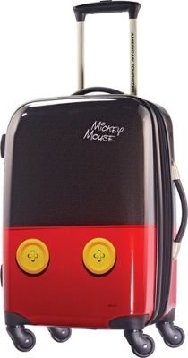 American Tourister Disney Mickey Mouse Hardside Spinner ... American Tourister
