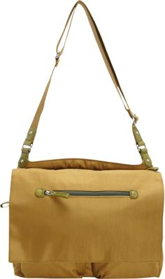 Osgoode Marley Flapped Messenger Pear - Osgoode Marley Fabric Handbags