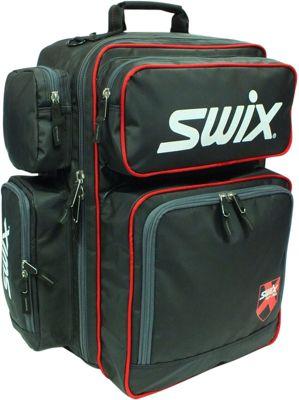 Swix Tech Pack Black - Swix Day Hiking Backpacks