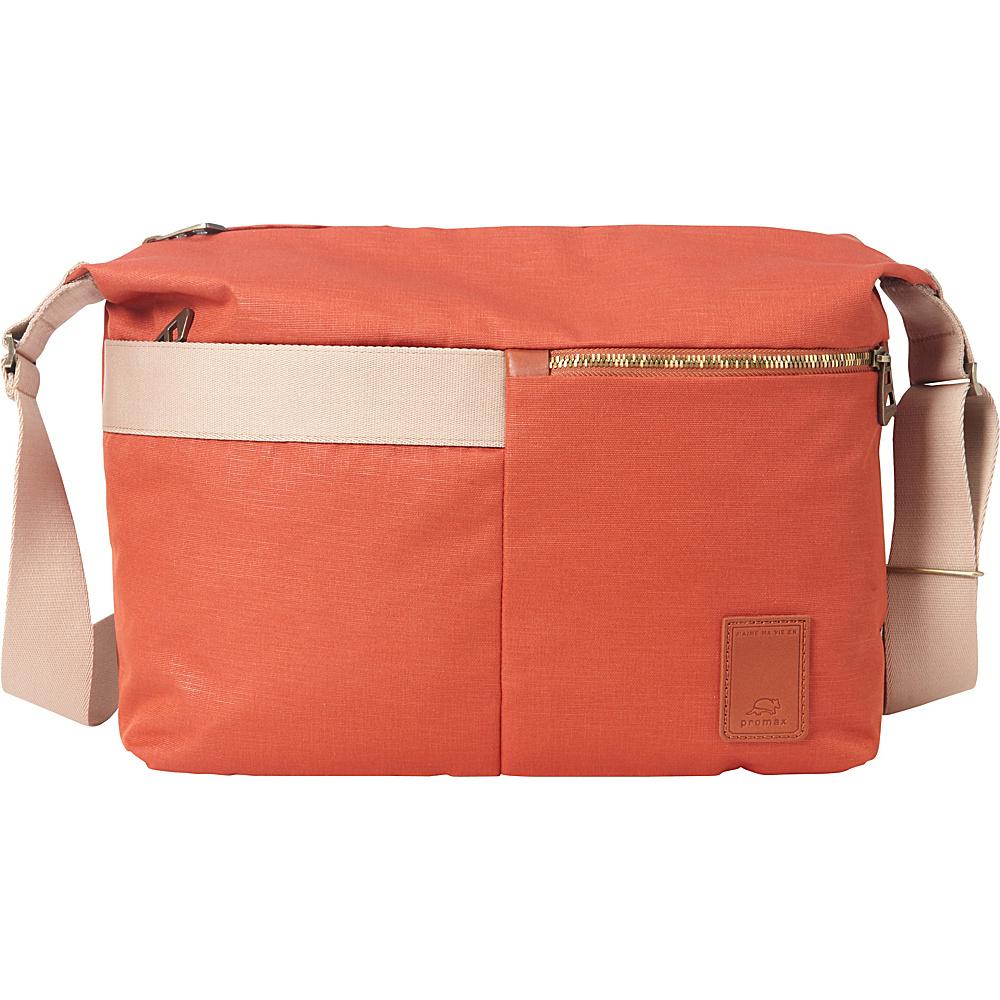 Promax Beam Large iPad Crossbody Shoulder Bag Brick - Promax Men's Bags