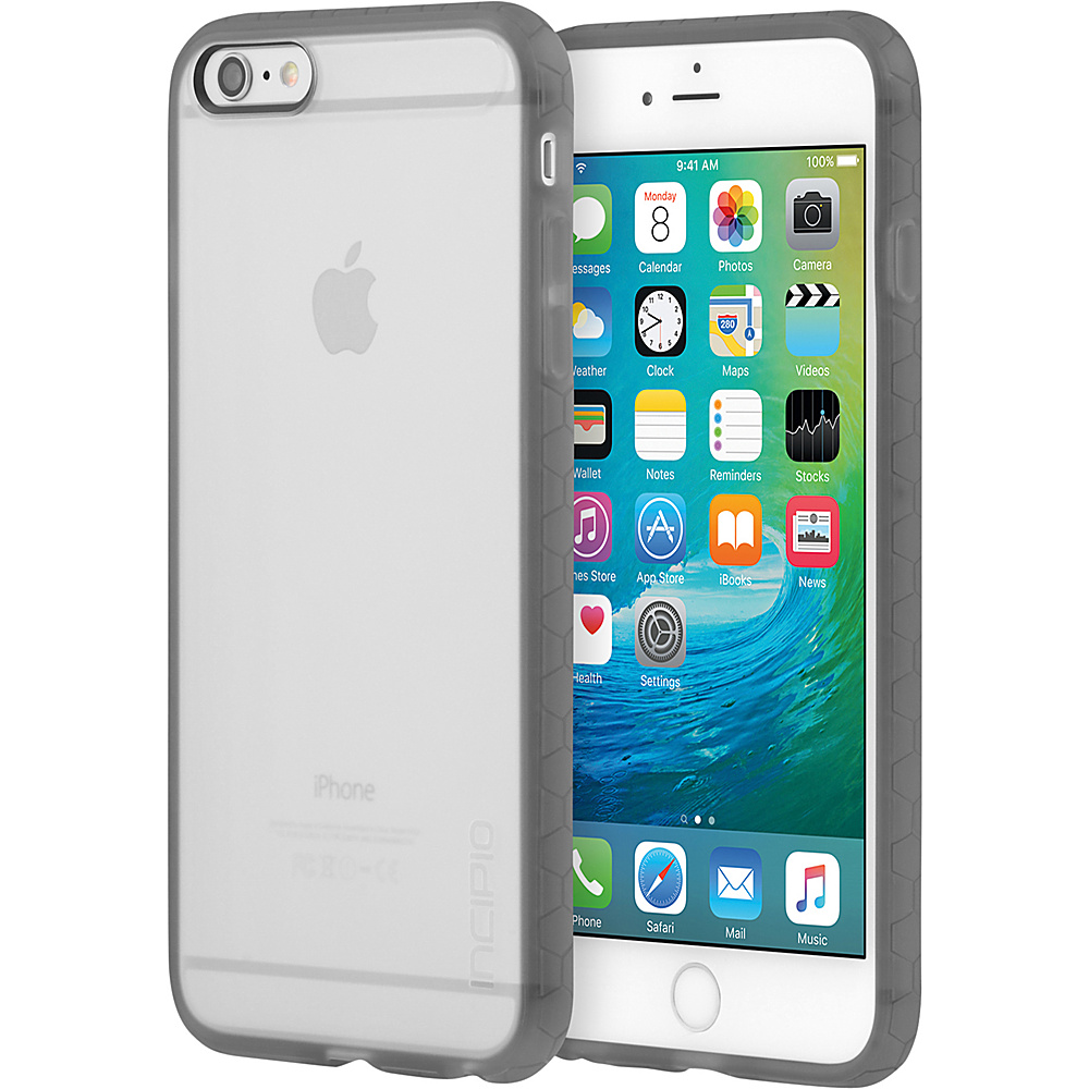 Incipio Octane for iPhone 6/6s Plus Frost/Gray - Incipio Electronic Cases - Technology, Electronic Cases