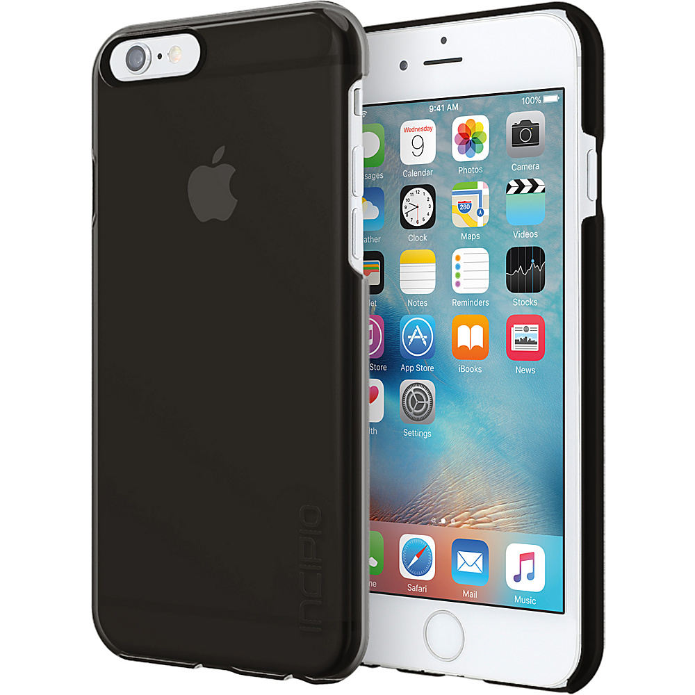 Incipio Feather Clear for iPhone 6s Plus Black - Incipio Electronic Cases - Technology, Electronic Cases