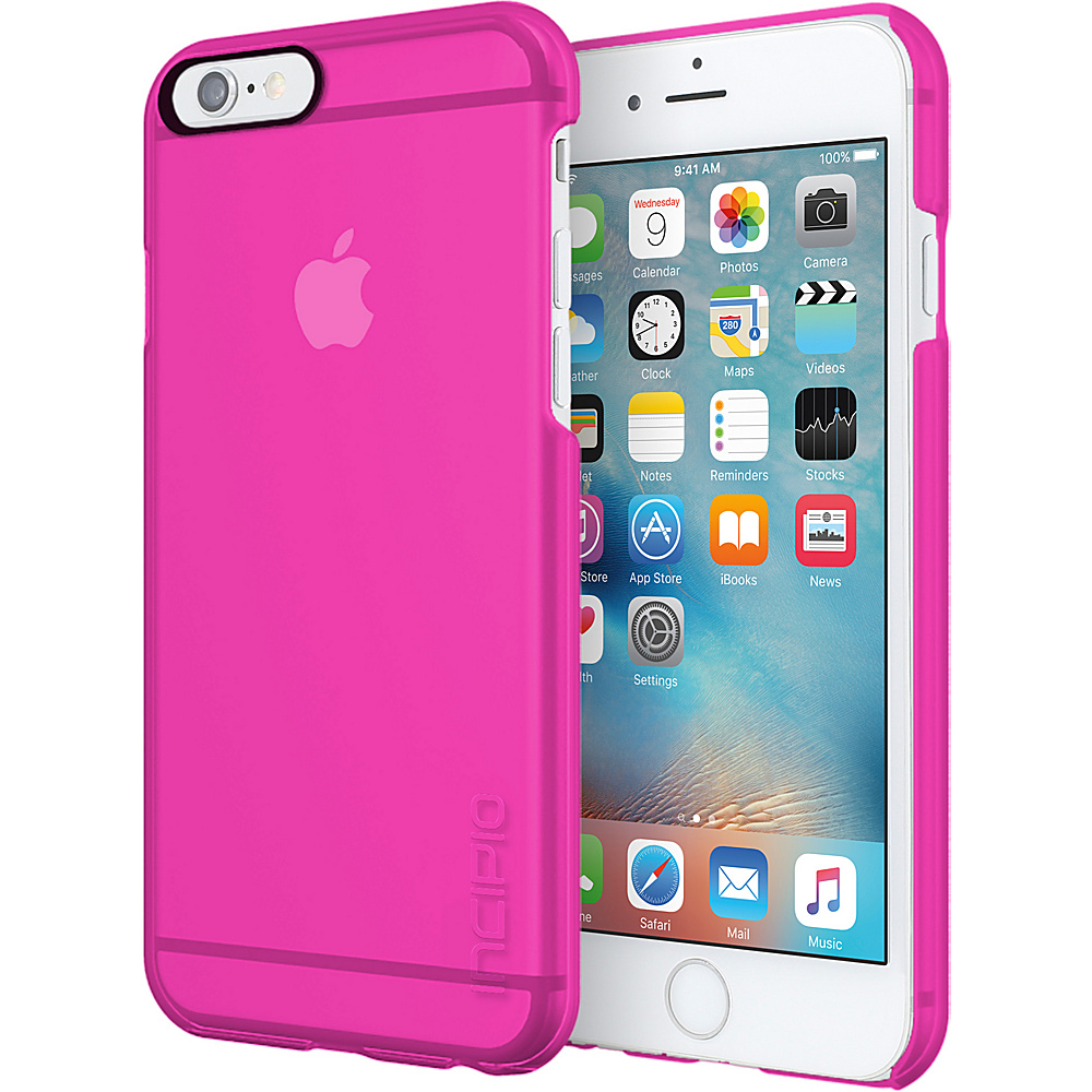 Incipio Feather Clear for iPhone 6s Plus Pink - Incipio Electronic Cases - Technology, Electronic Cases
