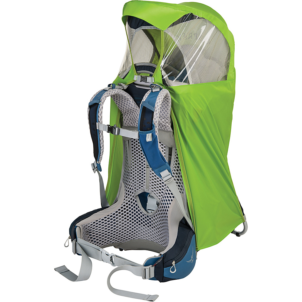 Osprey Poco AG Raincover Electric Lime - Osprey Baby Carriers - Outdoor, Baby Carriers