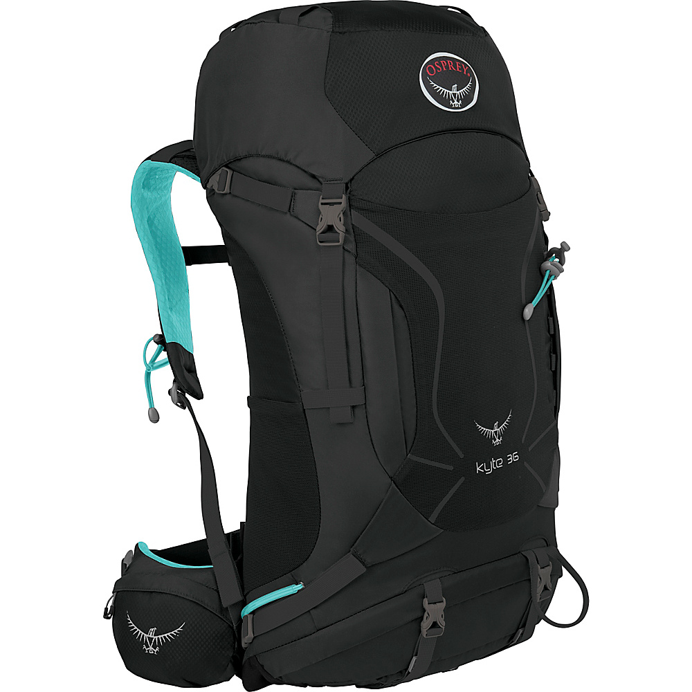 Osprey Womens Kyte 36 Backpack Grey Orchid - S/M - Osprey Backpacking Packs - Outdoor, Backpacking Packs