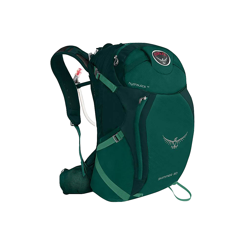 Osprey Skimmer 30 Hiking Backpack Jade Green - S/M - Osprey Day Hiking Backpacks - Outdoor, Day Hiking Backpacks