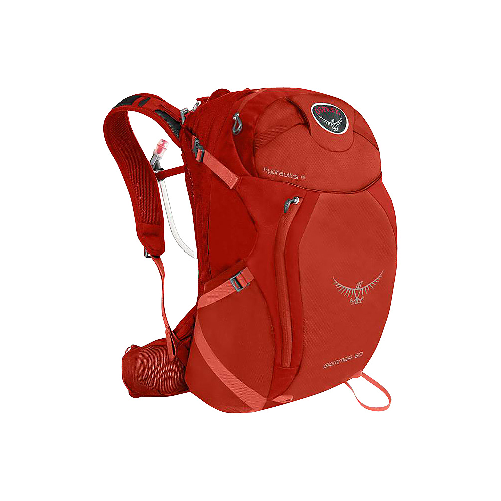 Osprey Skimmer 30 Hiking Backpack Coral Orange - S/M - Osprey Day Hiking Backpacks - Outdoor, Day Hiking Backpacks