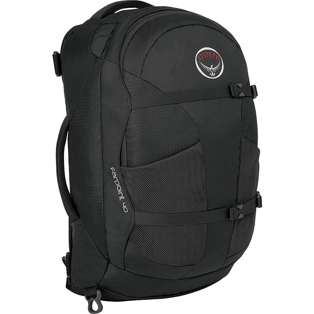 Osprey Farpoint 40 Travel Laptop Backpack Volcanic Grey - S/M - Osprey Travel Backpacks - Backpacks, Travel Backpacks