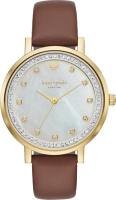 kate spade watches Monterey Watch Brown - kate spade watches Watches