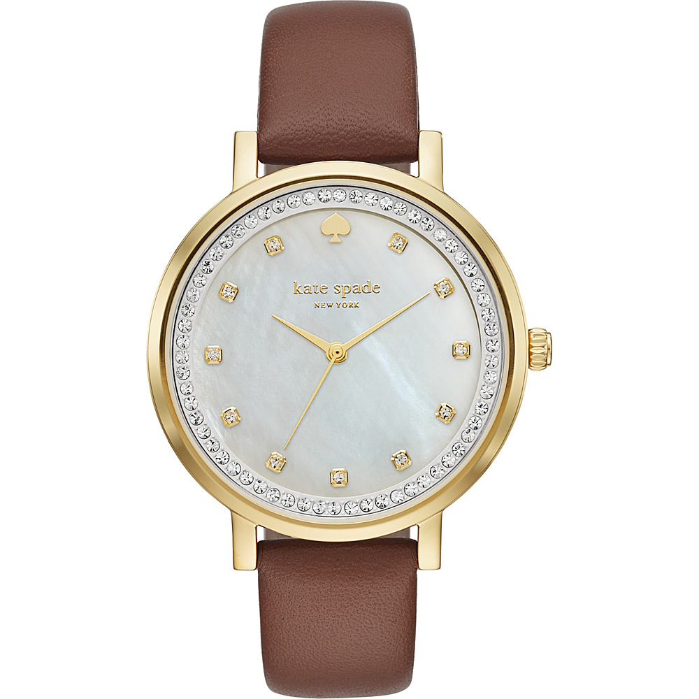 kate spade watches Monterey Watch Brown kate spade watches Watches