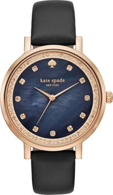 kate spade watches Monterey Watch Black - kate spade watches Watches