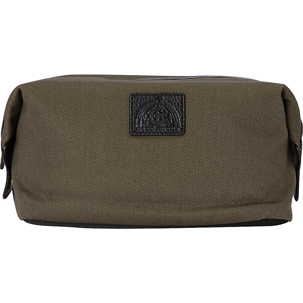 Dopp Hampton Carry All Travel Toiletry Kit Olive Dopp Toiletry Kits