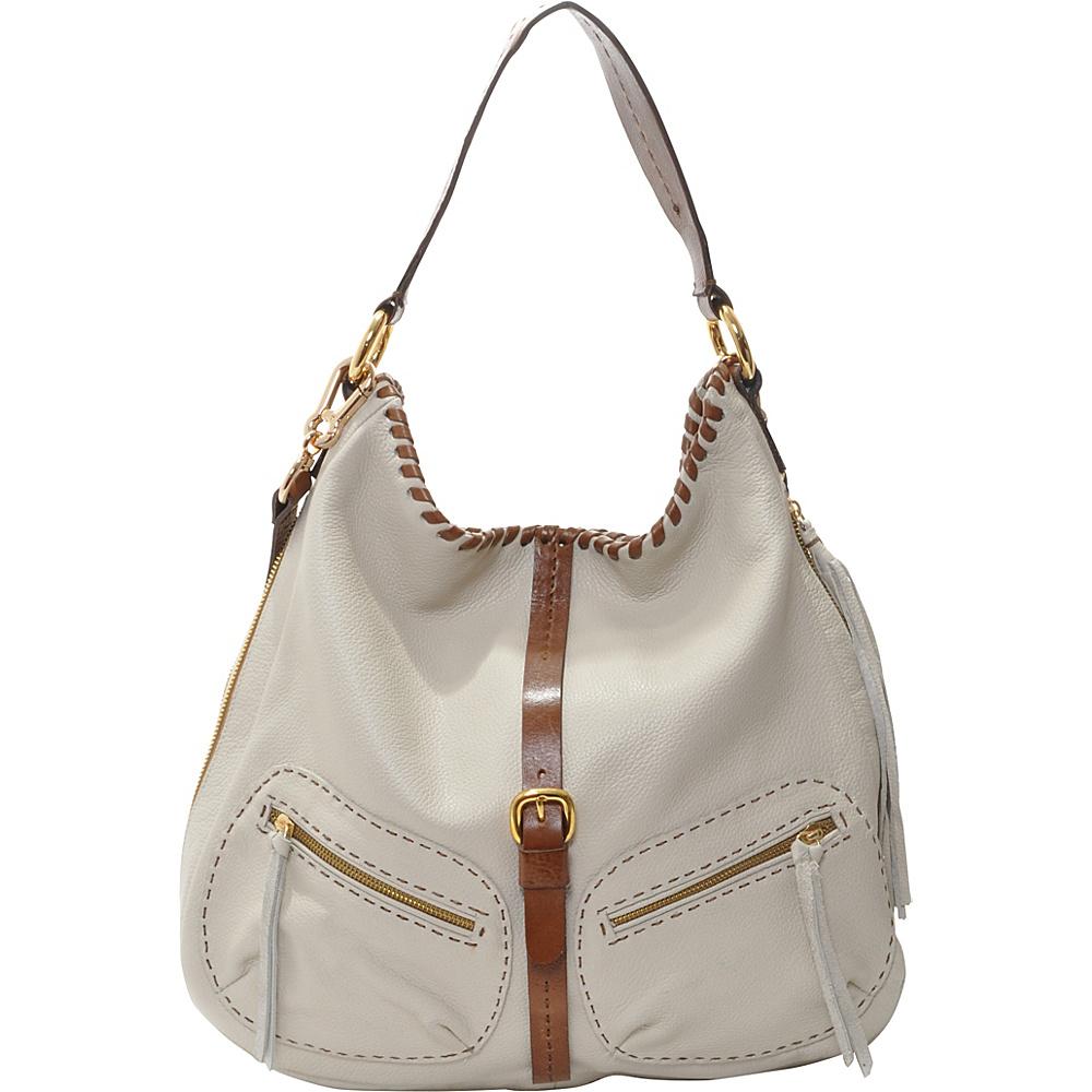 Carla Mancini Nadia Off White - Carla Mancini Leather Handbags