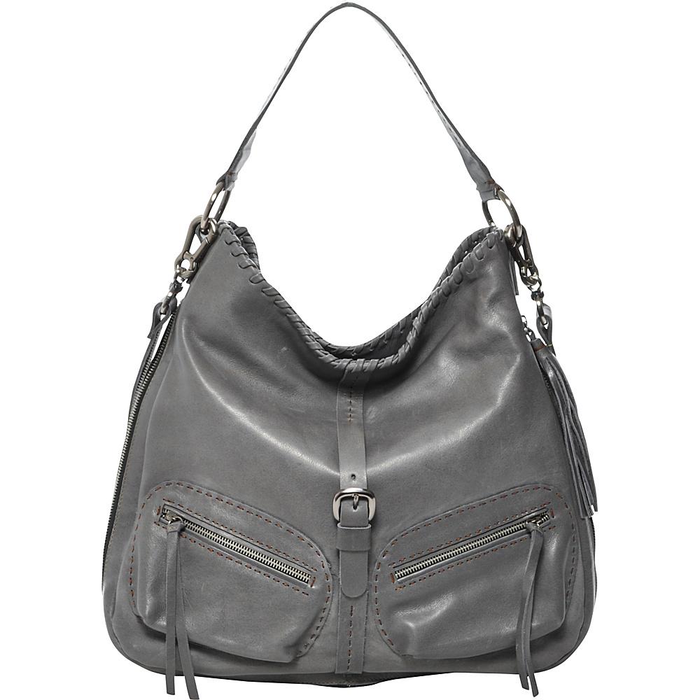 Carla Mancini Nadia GREY - Carla Mancini Leather Handbags