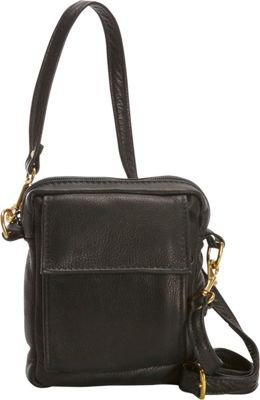 Victoria Leather CC Pouch Black - Victoria Leather Leather Handbags