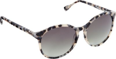 Elie Tahari Sunglasses Round Vintage Sunglasses Oatmeal - Elie Tahari Sunglasses Sunglasses