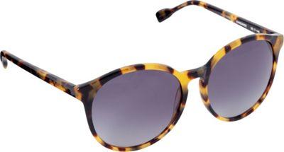 Elie Tahari Sunglasses Round Vintage Sunglasses Tokyo Tortoise - Elie Tahari Sunglasses Sunglasses