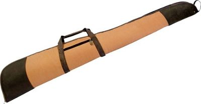 Canyon Outback Phantom Canyon 53-inch Canvas and Leather Rifle Case Beige - Canyon Outback Other Sports Bags