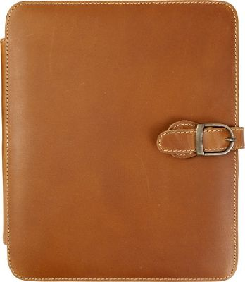 Canyon Outback Leather Bear Canyon Leather Media Holder Distressed Tan - Canyon Outback Business Accessories