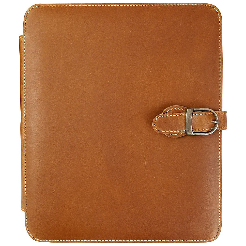 Canyon Outback Leather Bear Canyon Leather Media Holder Distressed Tan Canyon Outback Business Accessories