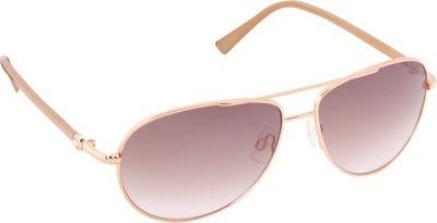 Circus by Sam Edelman Sunglasses Aviator Sunglasses Rose Gold/Nude - Circus by Sam Edelman Sunglasses Sunglasses