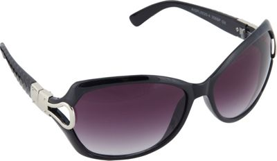 SouthPole Eyewear Oversized Glam Sunglasses Black - SouthPole Eyewear Sunglasses