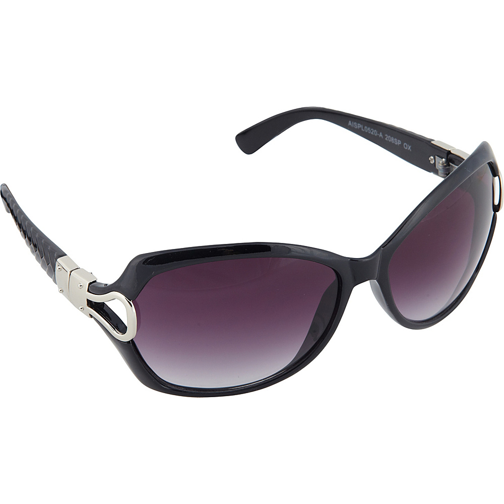 SouthPole Eyewear Oversized Glam Sunglasses Black SouthPole Eyewear Sunglasses