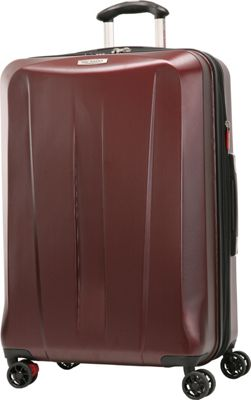 Ricardo Beverly Hills San Clemente 26 inch 4Wheel Expandable Upright Red Cherry - Ricardo Beverly Hills Hardside Checked