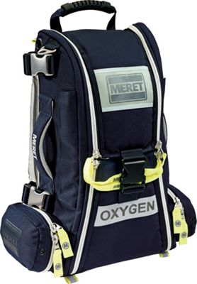 MERET The Recover Pro O2 Response Bag Blue - MERET Other Sports Bags