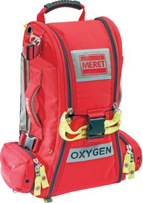 MERET The Recover Pro O2 Response Bag Red - MERET Other Sports Bags