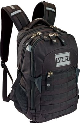 MERET SRT Pro Search and Rescue Team Pack Black - MERET Other Sports Bags