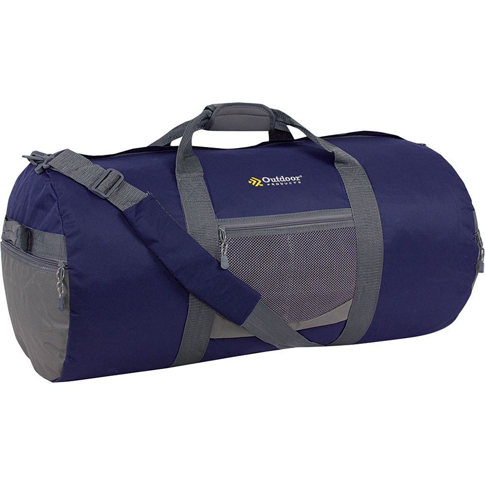 Outdoor Products Utility Duffle Large Dress Blue Outdoor Products Outdoor Duffels
