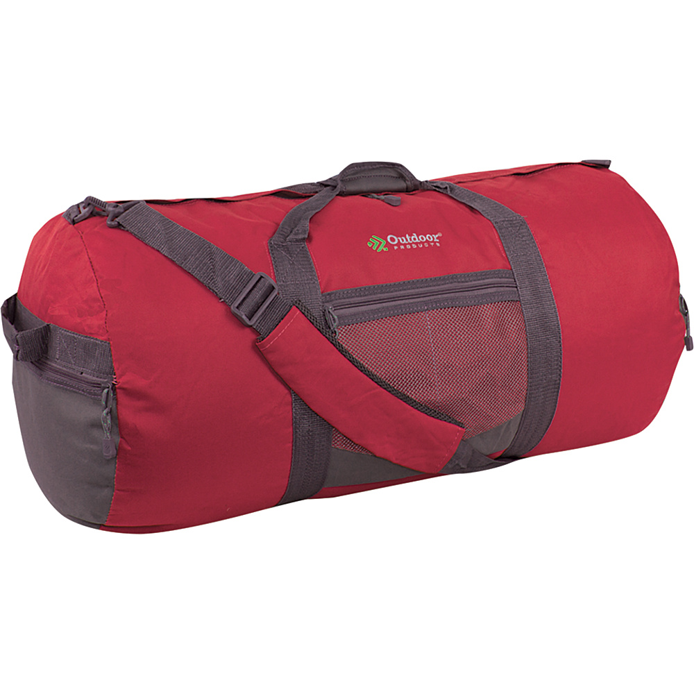 Outdoor Products Utility Duffle Large Molten Lava Outdoor Products Outdoor Duffels