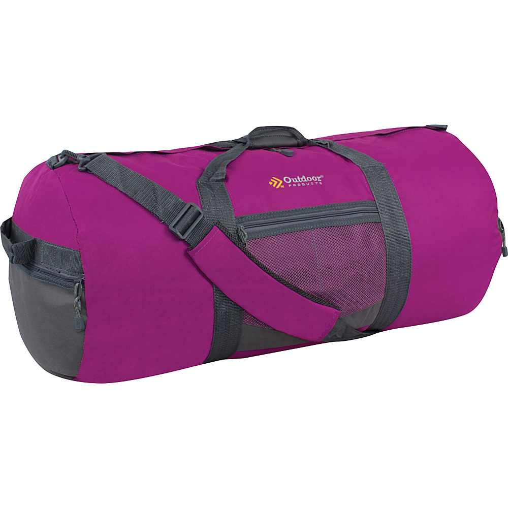 Outdoor Products Utility Duffle Large Wild Aster Outdoor Products Outdoor Duffels