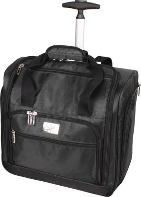 Verdi Under the Seat Bag Black - Verdi Softside Carry-On