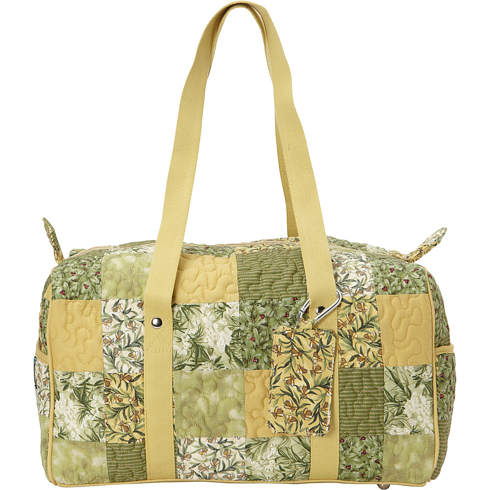 Donna Sharp Small Weekender Duffel Exclusive Botanical Donna Sharp Travel Duffels