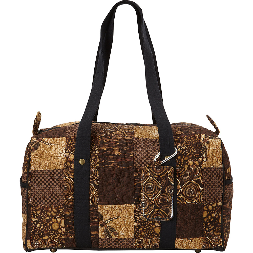 Donna Sharp Small Weekender Duffel Exclusive Dragonfly Donna Sharp Travel Duffels