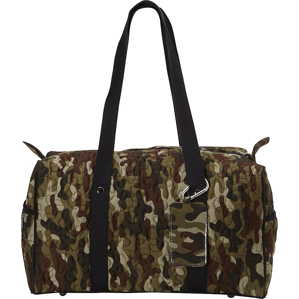 Donna Sharp Small Weekender Duffel Exclusive Fashion Camo Donna Sharp Travel Duffels