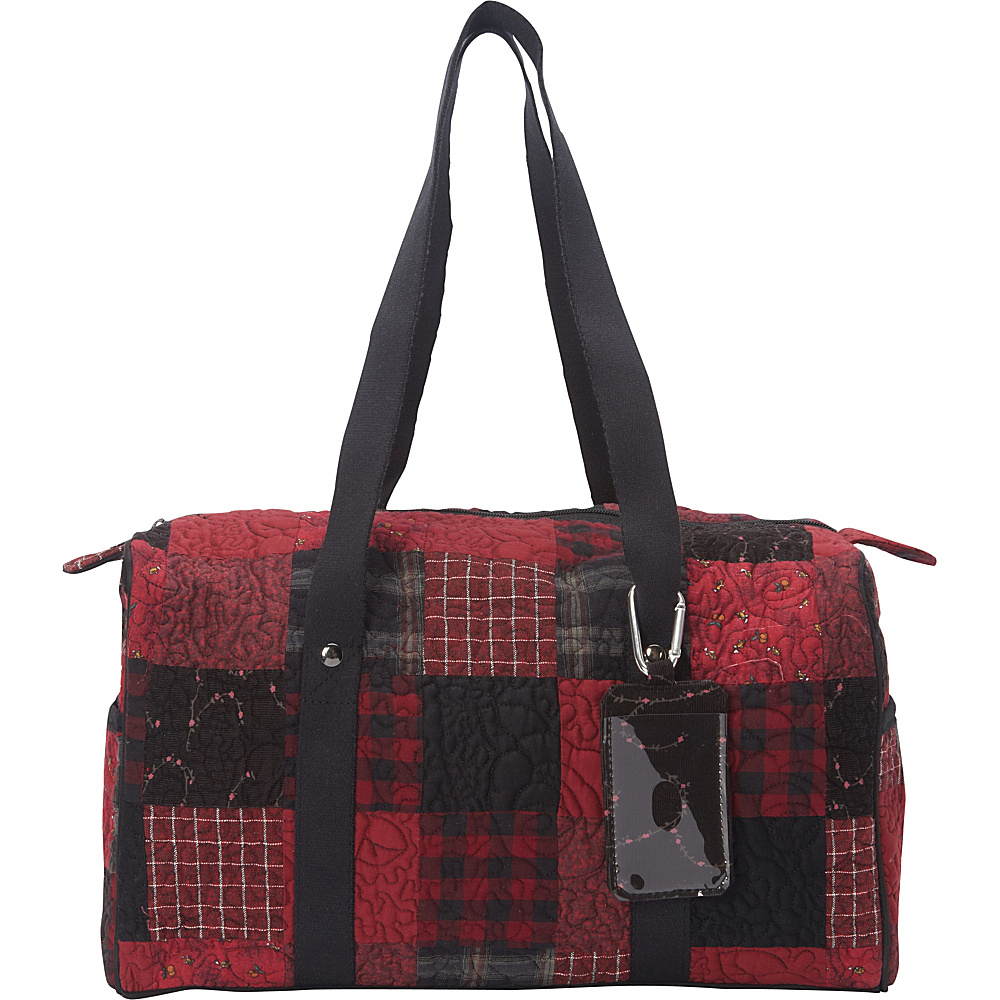 Donna Sharp Small Weekender Duffel Exclusive Sicily Donna Sharp Travel Duffels