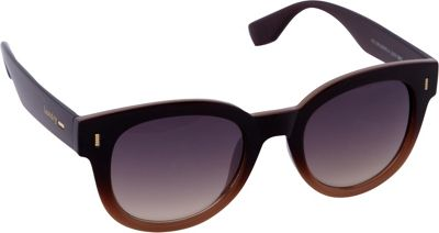 Laundry by Shelli Segal Sunglasses Laundry by Shelli Segal Sunglasses Retro Logo Sunglasses Brown Fade - Laundry by Shelli Segal Sunglasses Sunglasses