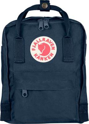 Fjallraven Kanken Mini Backpack Navy - Fjallraven Everyday Backpacks
