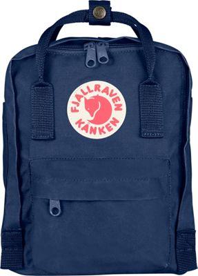 Fjallraven Kanken Mini Backpack Royal Blue - Fjallraven Everyday Backpacks