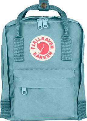 Fjallraven Kanken Mini Backpack Sky Blue - Fjallraven Everyday Backpacks