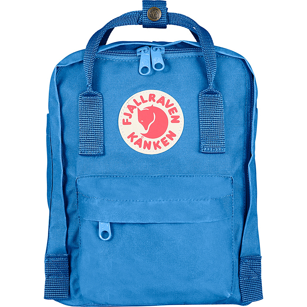 Fjallraven Kanken Mini Backpack UN Blue - Fjallraven Everyday Backpacks