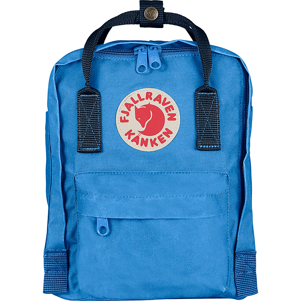 Fjallraven Kanken Mini Backpack UN Blue-Navy - Fjallraven Everyday Backpacks