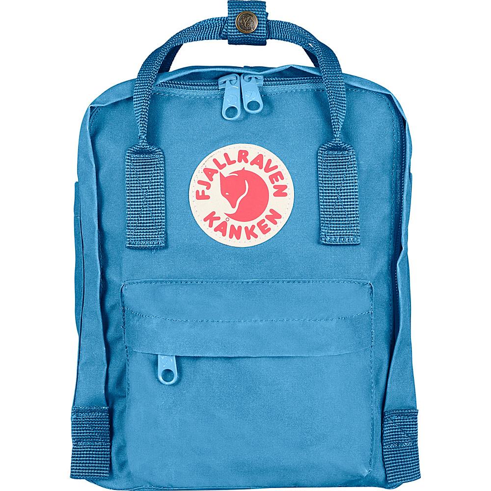 Fjallraven Kanken Mini Backpack Air Blue - Fjallraven Everyday Backpacks - Backpacks, Everyday Backpacks